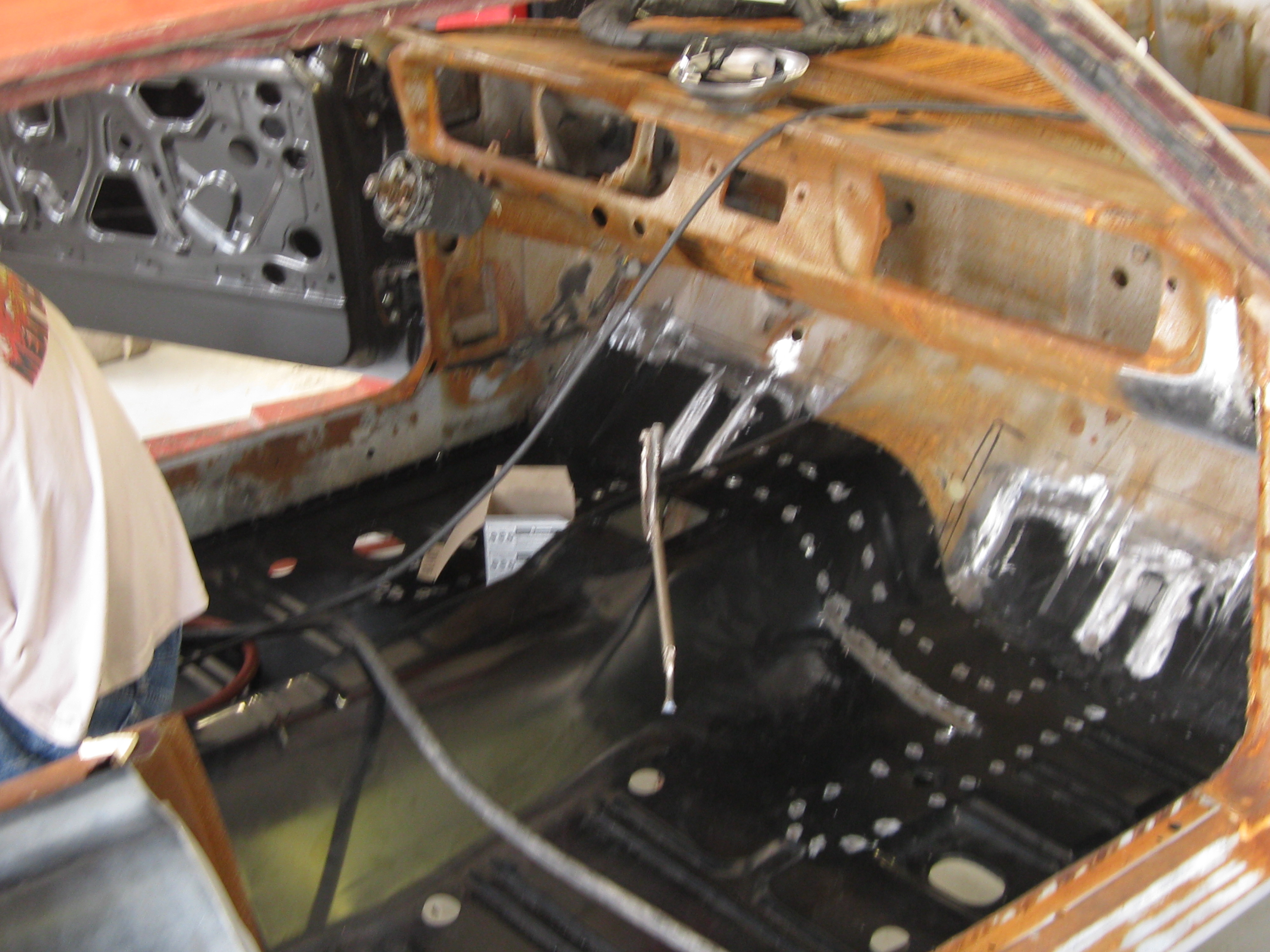 Auto Floor Pan Replacement Replacement Auto Floor Mats