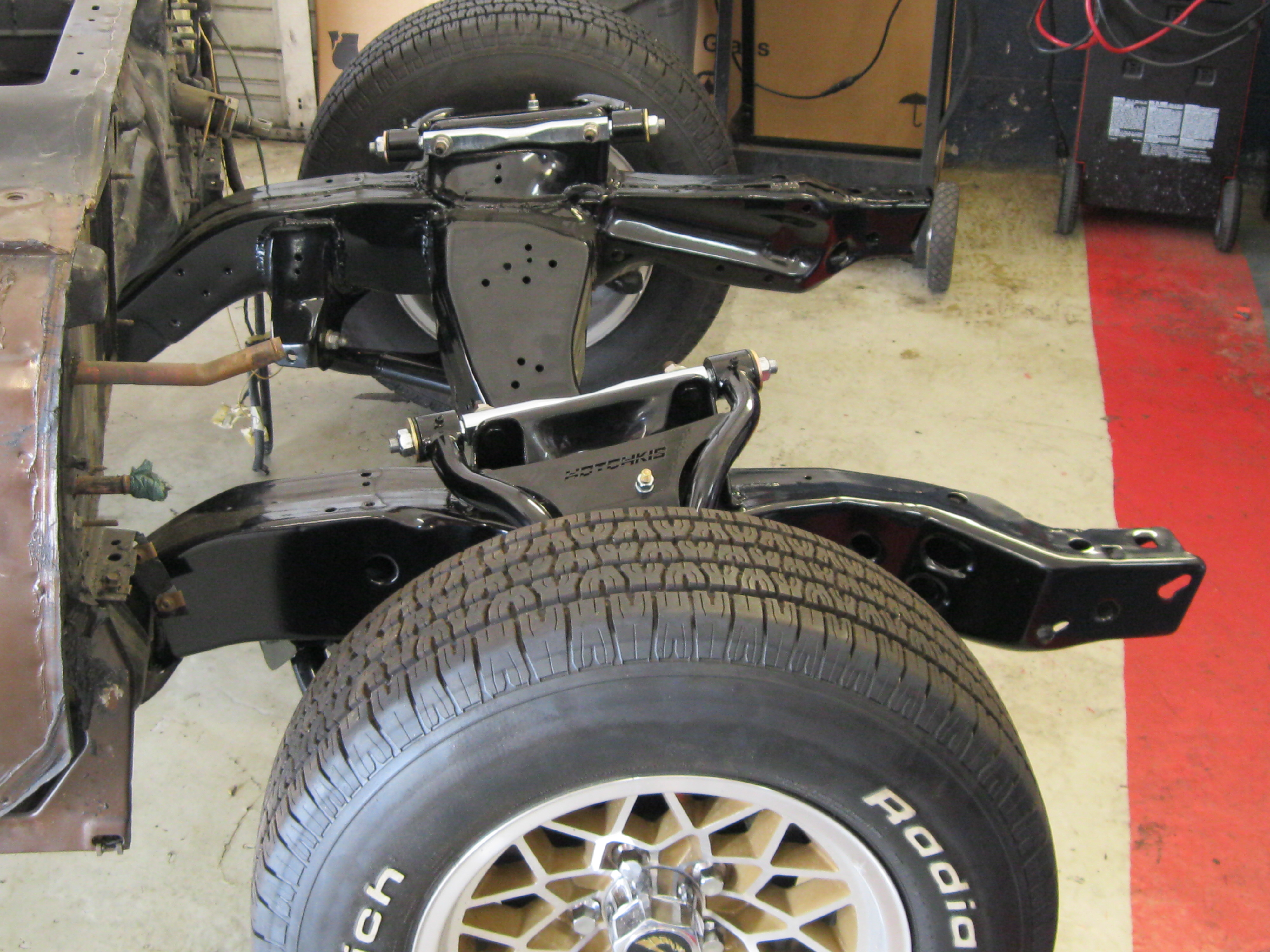 1979 Trans Am Frame - Wilson\'s Auto Restoration Blog - Wilson\'s Auto ...