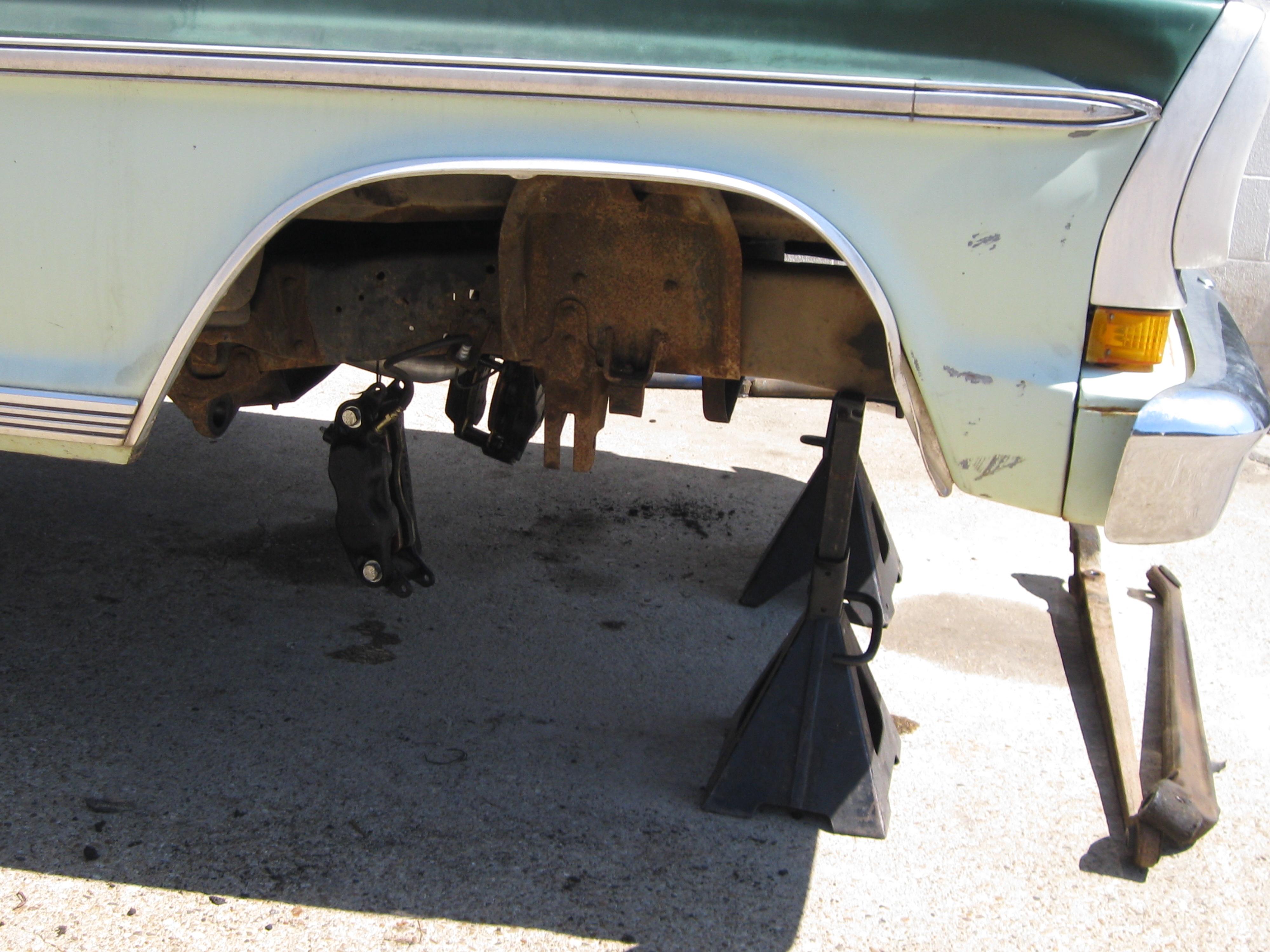 Ford Pickup Suspension Twin I Beam Suspension Wilson S